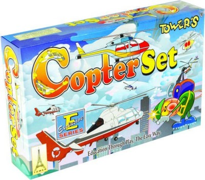 Towers Copter Block s