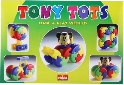 Prime Educational Toys Tony Tots