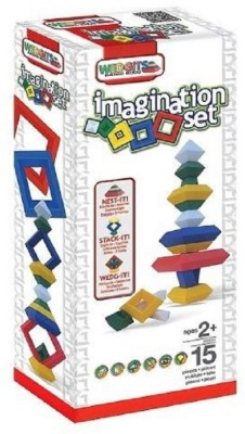 Wedgits Contruction Toy IW-002