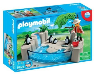 Playmobil Penguins