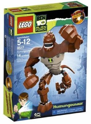 Lego Ben 10 Alien Force Humongousaur (8517)