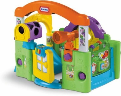 Little Tikes Little Tikes Activity Garden Baby Playset