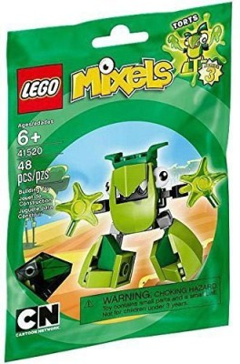 Lego Mixels 41520 TORTS Building Kit