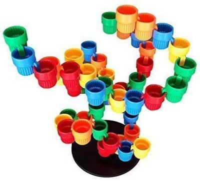 Progressive Trading Cup Up 50 Building Set Consisting Of A Base In Black
