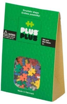 Plus-Plus 300-Piece Basic Assortment