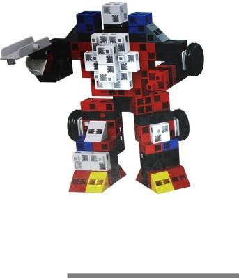 Shopaholic 2 in 1 DIY Robotic Set -7029