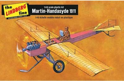 Lindberg USA 1/48 Scale Martin-Handsyde 1911 Plastic Model Kit
