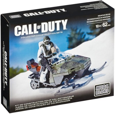 Mega Bloks Mega Bloks Call Of Duty Mountain Recon