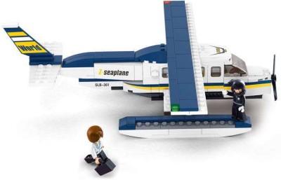 Sluban Sluban Lego Z-Seaplane M38-B0361