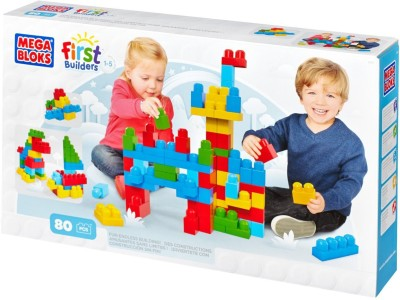 First Builders Mega Bloks Fun Endless Building Box Set