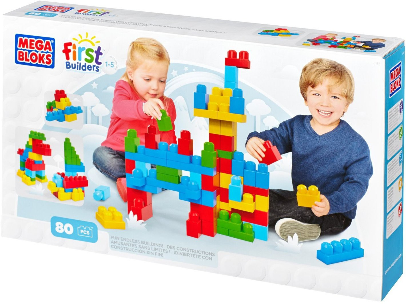Deals | Minimum 30% Off Thematic Blocks, Robots.