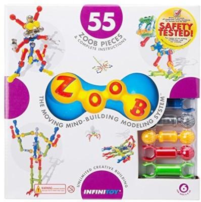 ZOOB 55Piece Modeling System