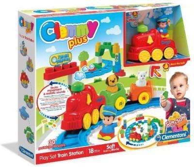 Clemmy Plus Train Station