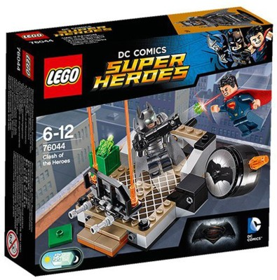 Lego Super Heroes 76044 - Clash of the Heroes