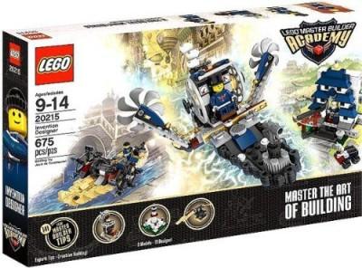Lego Master Builder Academy Level 4 Invention Designer 20215