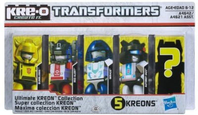 Kre-O Transformers Ultimate Kreon Collection (A4642)