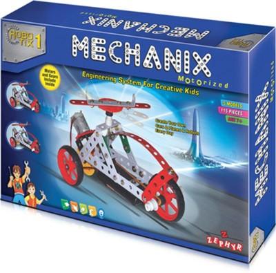 Mechanix Motorized Robotics 1