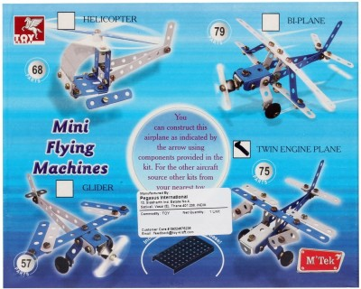 TOY KRAFT Mini Flying Machines