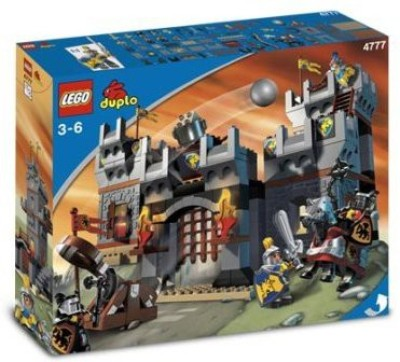 Lego Duplo Knights, Castle