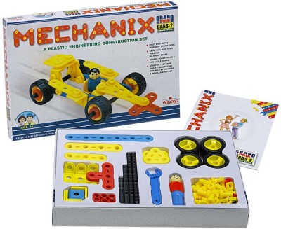 Zephyr Plastic Mechanix-Cars-2