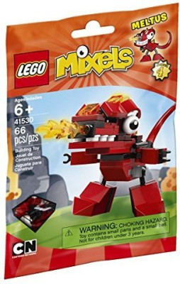 Lego Mixels 41530 Meltus Building Kit