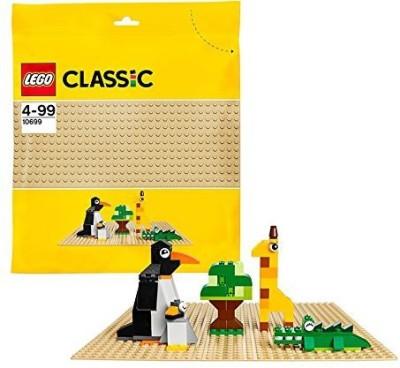 Lego Classic Foundation Plate (Beige) 10699