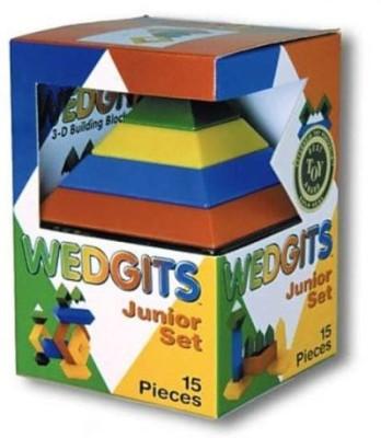 ImagAbility Wedgits Junior Set 15 Piece Set