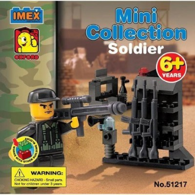 Oxford | IMEX Imex Oxford Mini Collection 51217 Soldier