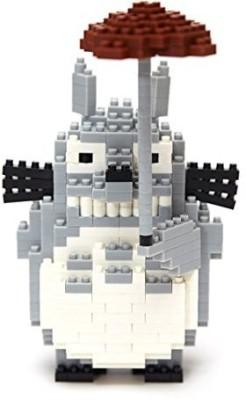 Attoblock New Diamond Micro Neighbor Totoro,Totoro, Children,S