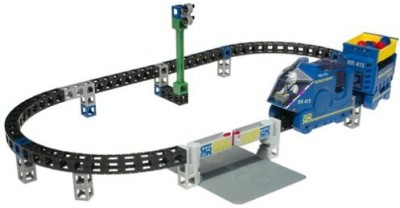 Rokenbok R/C Monorail With Track And Crossing