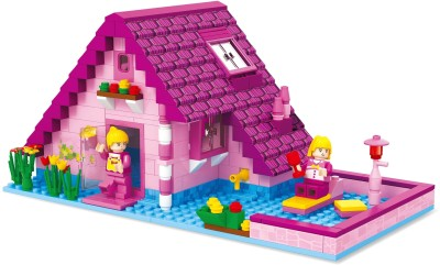 Funblox Fairyland My House