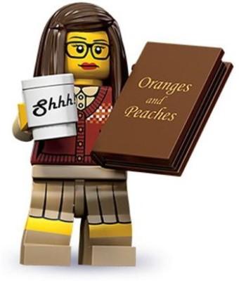 Lego 71001 Series 10 Mini Librarian