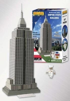 Daron Bl345 Empire State Building Construction