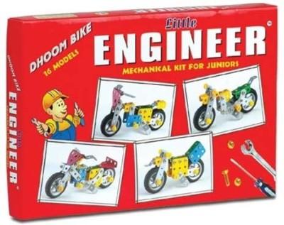 Giftoscope Little Engineer - Bike