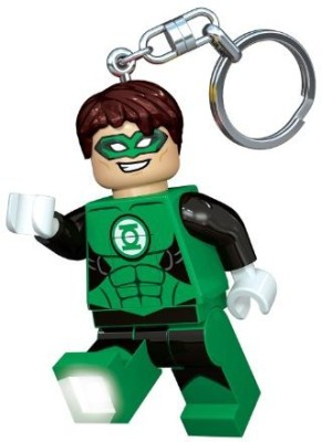 Santoki Lego Dc Universe Green Lantern Key Light