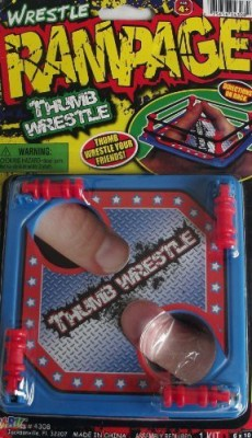 JaRu Thumb Wrestling Ring