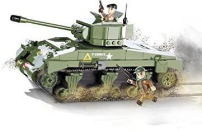 COBI Small Army Sherman Firefly Tank Building Kit