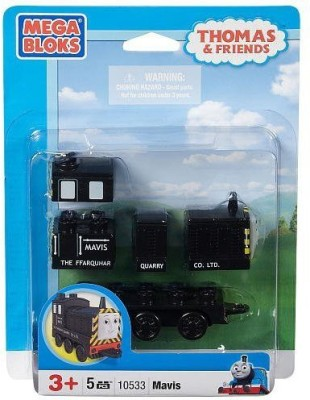 Mega Brands Mega Bloks Train Set 10533 Mavis