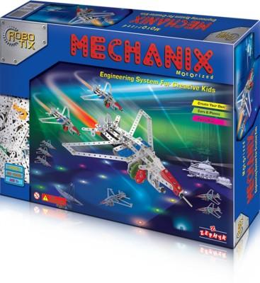 Zephyr Robotix Mechanix