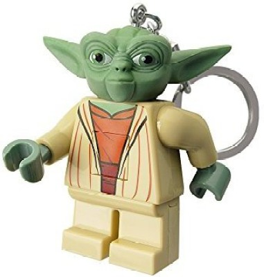 Santoki Lego Star Wars Yoda Key Light