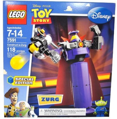 Toy Story Lego Special Edition Disney Pixar Movie