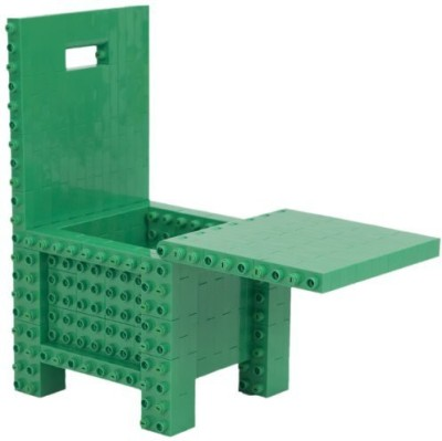 JEKCA Doityourself Diy Building Furniture Homebuilder Lite (Green)