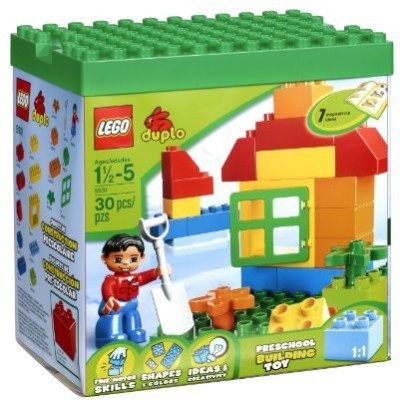 Lego Bricks & More My First Duplo Set 5931