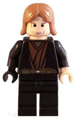 Lego Anakin Skywalker (Ep 3Black Right Hand) Star Wars 2
