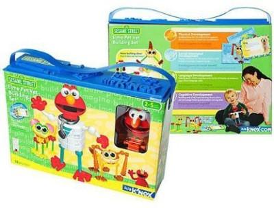 K,Nex Kid Elmo Pet Vet Building Set