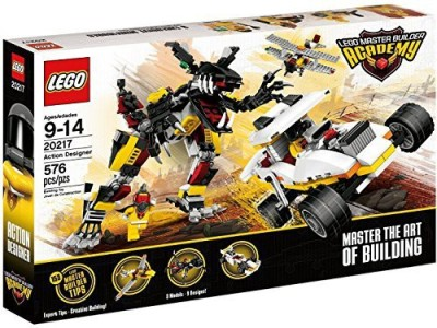 Lego Master Builder Academy Designer Mba Kit 20217