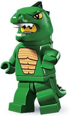 Lego Series 5 Collectible Mini Lizard Man Dino Man