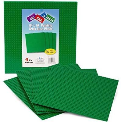 SCS Direct Brick Building Base Plates Scs Large 10
