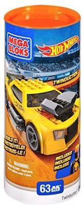 Mega Bloks Hot Wheels Twinductiontm Turbo