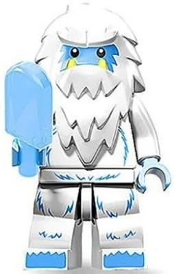 Minifigure series 11 LEGO Yeti 71002-8